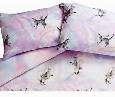 Kitty corn Kitty-corns Unicorn Rainbow Cat Duvet Set | Size Double Bedding