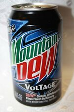 12 x USA Mountain Dew Voltage 355ml cans