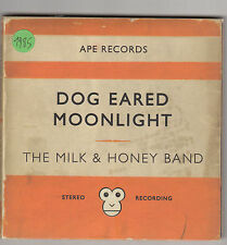 THE MILK & HONEY BAND - dog eared moonlight CD