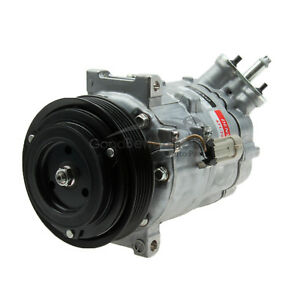 One New DENSO A/C Compressor 4717057 for Saab 9-3