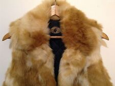 County Clothing Co Cheyenne Collection Gorgeous Stylish M Faux Fur Vest (#CB6-6)