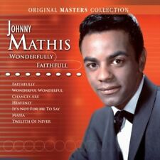 JOHNNY MATHIS - WONDERFULLY FAITHFULL (NEW SEALED 2CD)