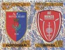 727 SCUDETTO AC.MONTICHIARI MONZA ITALIA SERIE C2 STICKER CALCIATORI 2005 PANINI