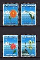 14994) San Marino 2001 MNH New - Euroflora