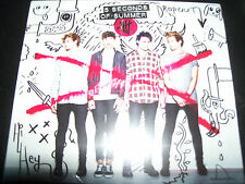 Five 5 Seconds Of Summer Self Titled Deluxe Edition Australian CD - NEW