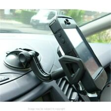 Multi Surface Car Dashboard Suction Mount & Adjustable Cradle for iPhone 4s