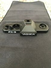 Yashica Fx-3 Black Top Plate Cover New Old Stock Part
