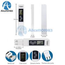 3 In 1 TDS EC PPM Multifunctional Water Quality Meter Tester Pen LCD Display