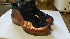 Nike Air Foamposite One Copper 314996-007 Size 10 100% Authentic