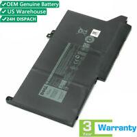 Genuine Battery DJ1J0 For DELL Latitude 12 7000 7280 7480 PGFX4 ONFOH 451-BBZL