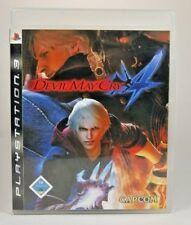 Devil May Cry 4 (Sony PlayStation 3, 2008) - ps3 juego