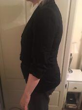 Topshop Black Jacket Petite 10