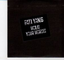 (DI111) Pati Yang, Hold Your Horses - 2012 DJ CD