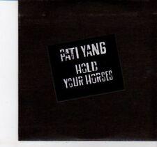 (DI111) Pati Yang, Hold Your Horses - 2012 DJ CD