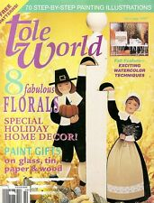 TOLE WORLD : Vol 21 No 5 Issue 148 - Back Issue - October 1997