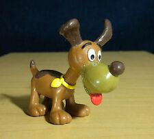 Smurfs Brown Puppy Dog Smurflings Pet Vintage PVC Smurf Cartoon Toy Figure 20405