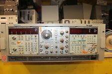 TEKTRONIX TM5006 LOADED DC5010 FG504 DM5010 MULTIMETER FUNCTION GENERATOR