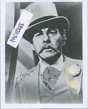 David Wayne The Mad Hatter Batman Autographed Signed 8x10 Photo COA DECEASED