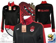 Neue Nike England Damen-track Fußball Jacken Jarvis Colab schwarz
