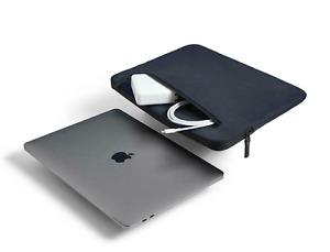 """INCASE Compact Flight Nylon Navy Zip Laptop Sleeve Bag Apple MacBook Pro 15"""" 16"""""""