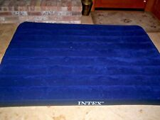 2 Inflatable Queen Size Air Mattress Camping,Guest Bed, 60 x 80 x 6 +/-, w/Pump