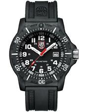 Luminox 8881 Mens Black Ops Carbon Black Case  Rubber Strap Watch