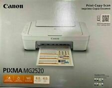 New !  CANON PIXMA MG2520 ALL IN ONE PRINTER PRINT-COPY-SCAN INK NOT INCLUDED