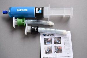KFZ Klimaanlagen Dichtmittel Klimaanlagendicht R134A R1234yf 2X Flex Adapter