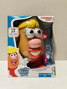 Mrs. Potato Head PlaySkool Friends Classic Retro Toys IN HAND FREE SHIPPING!