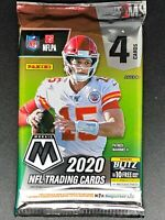 (1) Blaster Pack 2020 Panini Mosaic NFL Football Factory Sealed