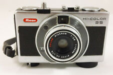 Vintage Ricoh Hi-Color 35 35mm Camera Rikenon 1:2.8
