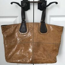 Givenchy Paris Natural Leather Nightingale Tote Work Bag 2007 Excellent