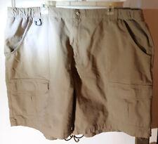 Knightsbridge Size 48 Men's Beige Cargo Shorts