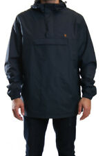 Farah Clydesdale Overhead Hooded Jacket True Navy M