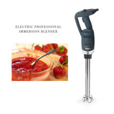 400mm Stainless Steel Stick 16000Rpm Commercial Immersion Blender Handheld Mixer