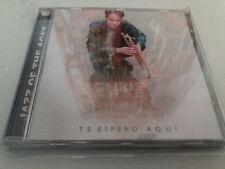 """CHRIS KASE QUARTET """"TE ESPERO AQUI"""" CD 9 TRACKS COMO NUEVO PERICO SAMBEAT BOB SA"""