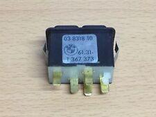 BMW ORIGINAL E23 E24 CONSOLA CENTRAL Techo Solar Interruptor de control