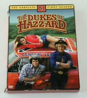 The Dukes Of Hazzard The Complete First Season DVD Set