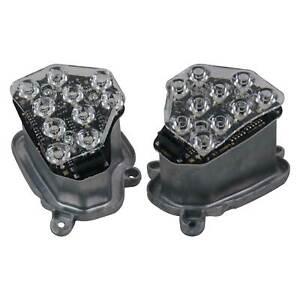 Turn Signal LED Headlight Module for BMW 5' F10 F18 OE#63117271901/2 Left&Right