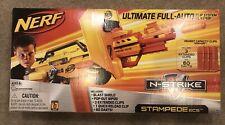 BRAND NEW Nerf N-Strike Stampede ECS 3 clips 60 Darts RARE SEALED IN BOX