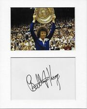 Wimbledon Battle of the Sexes Billie Jean King Genuine Authentic Hand Signed COA