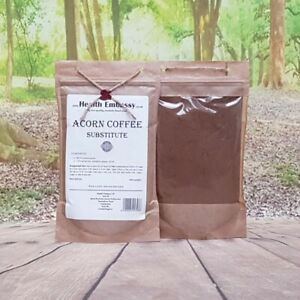 Acorn Coffee Substitute 100g - Health Embassy (without caffeine) drink ancestors