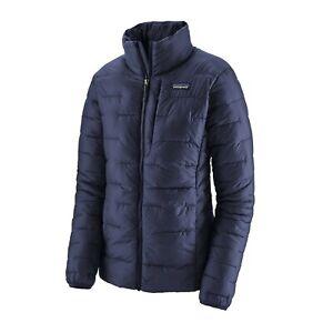 Patagonia Women's MACRO PUFF® Full Zip Jacket - Classic Navy - M / Medium
