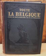 Toute la Belgique par Mommarche et Tillion 1830-1930 @@