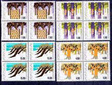 Forests, Nature, 1977 MNH 4v in Blk of 4
