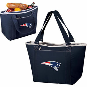 Picnic Time NFL New England Patriots Topanga Cooler - New Cooler with Tags