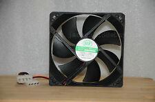 DC brushless fan DF1202512SEL - 120x120x25 mm chassis fan