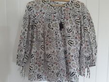 COUNTRY ROAD WOMENS BLOUSE SIZE XS
