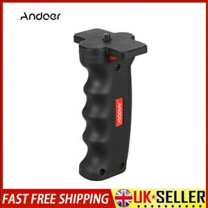 "1/4"" Screw Pistol Grip Camera Handle Tripod Monopod Grip For Canon Nikon Sony"
