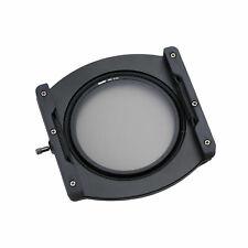 NiSi Filter Holder Kit for 100mm V5 Pro with 86mm Landscape CPL Polarizer